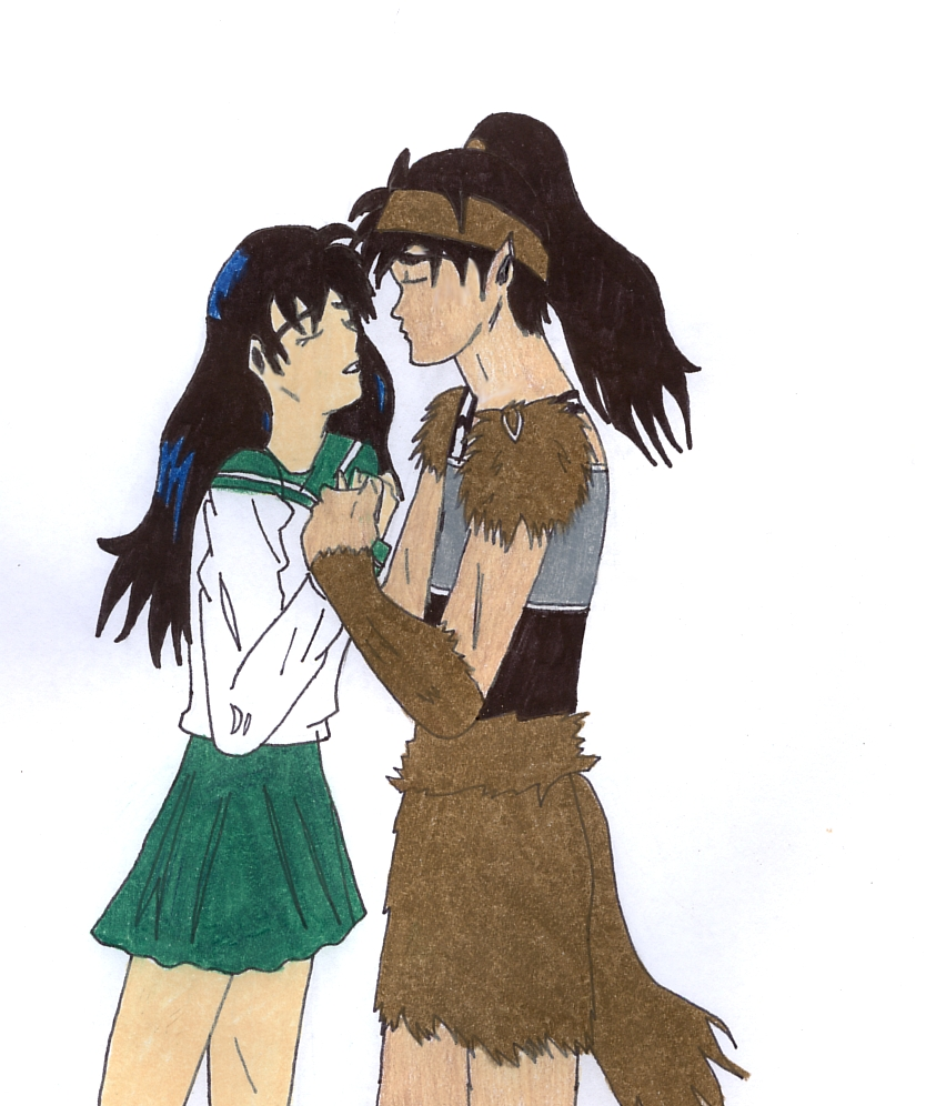 By Your Side :: The Koga & Kagome Fanlisting
